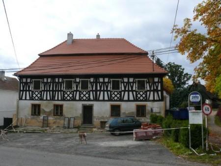 Hospoda na podzim 2008