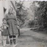 babicka s chlapeckem