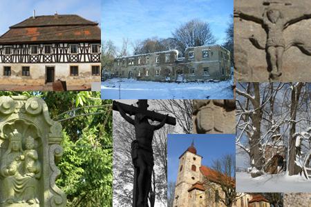 Památky Kostelní Břízy