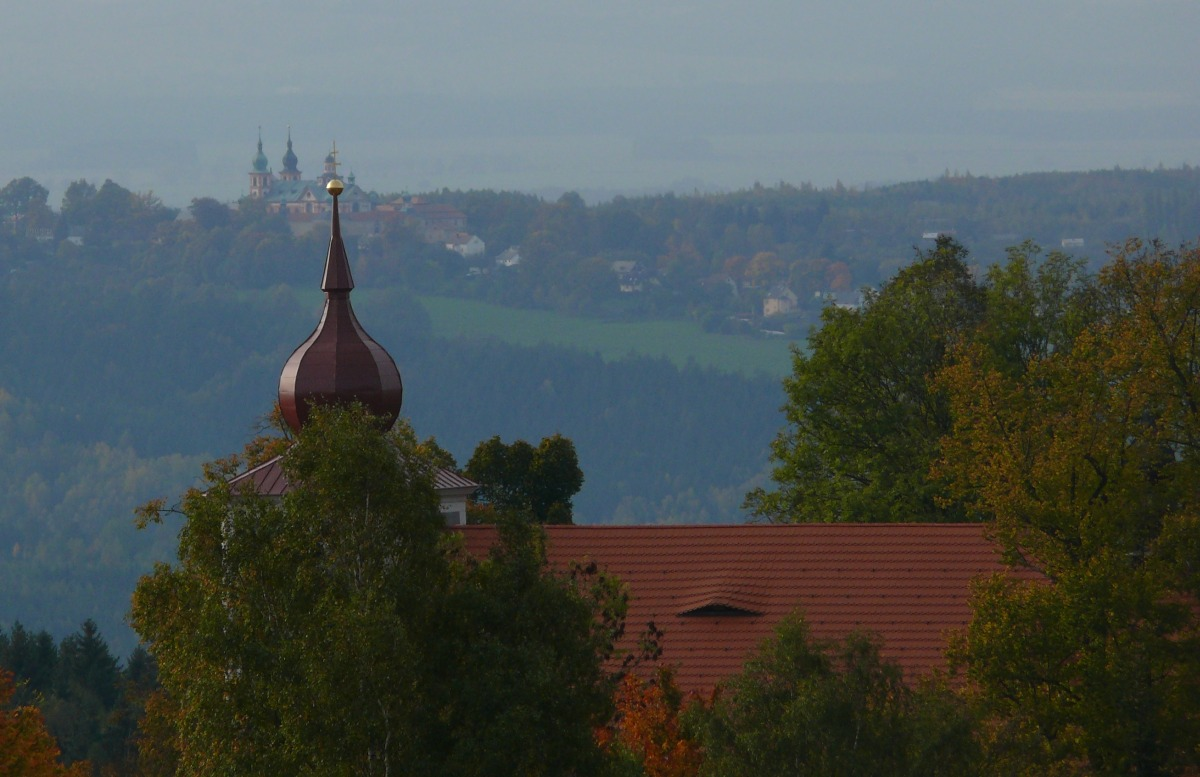 Dějiny Kostelní Břízy