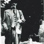 Baron Dr. Viktor von Brand-Kopal von Santa Lucia. R. 1945
