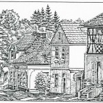 Dům 16 A, Schöppl (kresba Karl Winter)