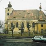 kostel - foto