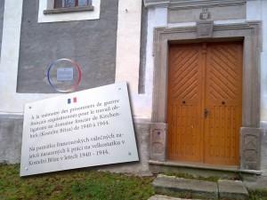 Kostelní Bříza a Francie